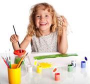 תכנית פדגוגית לילדים-ילדים וצבעים