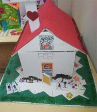 פעילות ילדים - ילדים מארצות אחרות