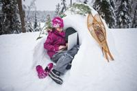אלסקה-פעילות להכרת ילדים מארצות אחרות