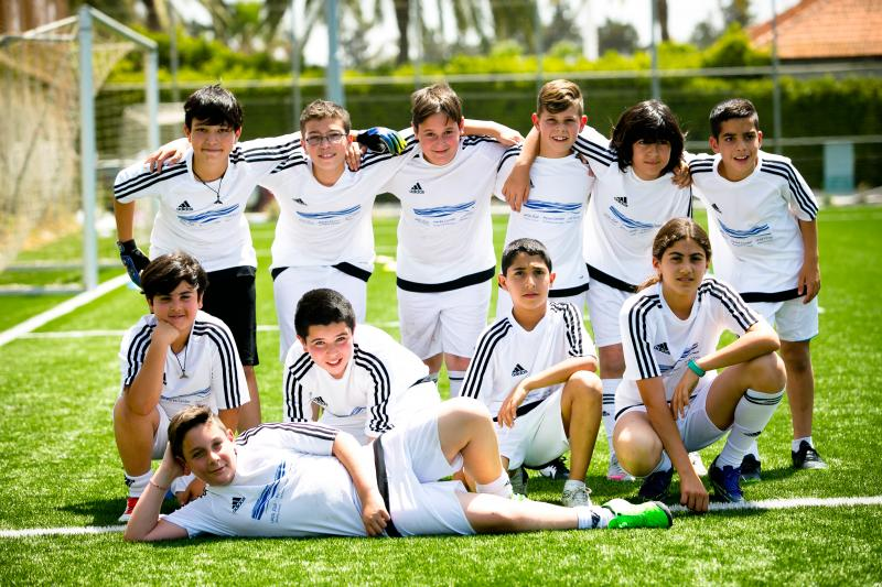 Mini Mondial 2017 boys
