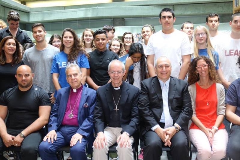 Archbishop 2017 group