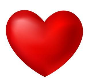 לב אדום
