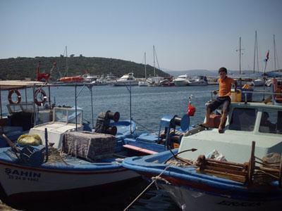 כפר הדייגים סייג'יק