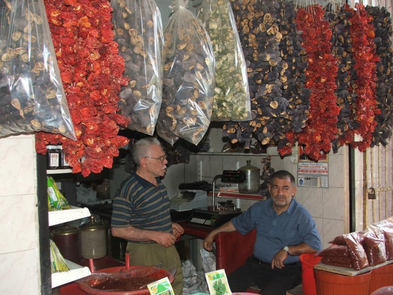 akil gaziantep bazaar