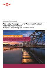 Wastewater and Water Remediation Treatment Capabilities